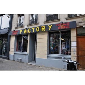 The Vintage Factory